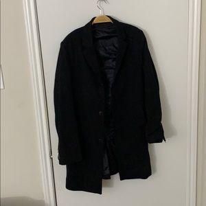 H&M coat size 38R